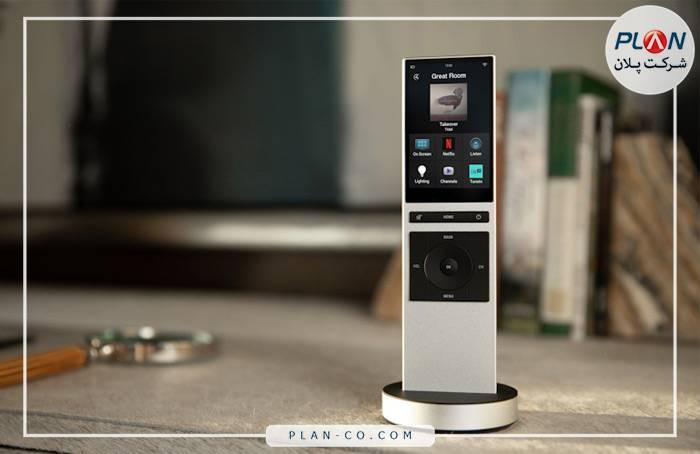 رابط کاربری خانه هوشمند ریموت کنترل neeo